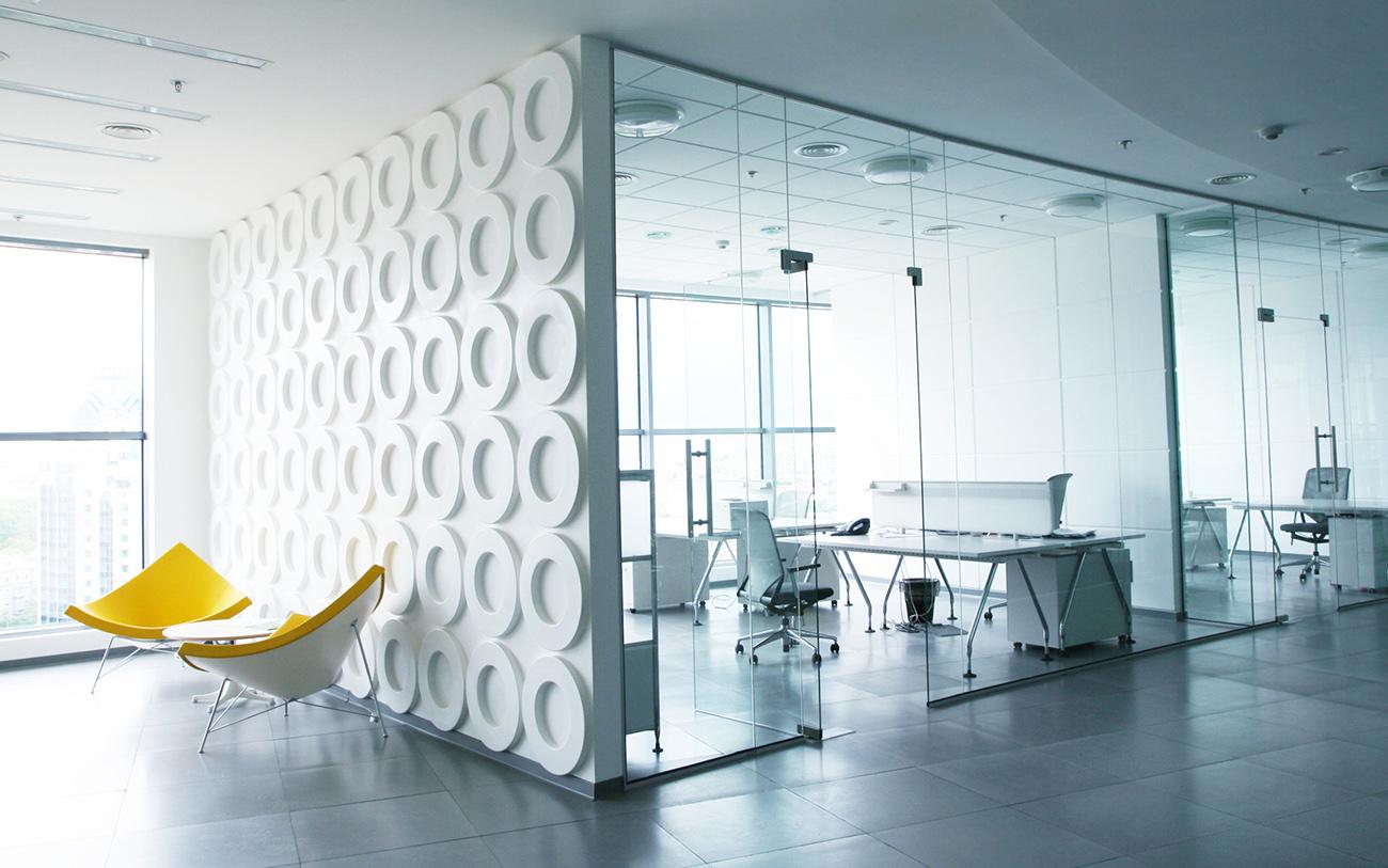 отделка офиса в Москве